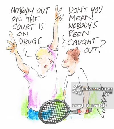 doping on the court