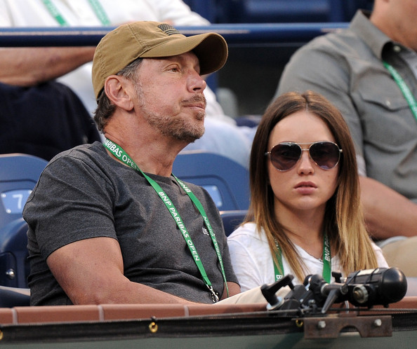 Larry Ellison -girlfriend