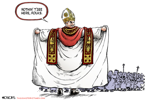 catholic pedophilia