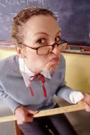 evil english teacher