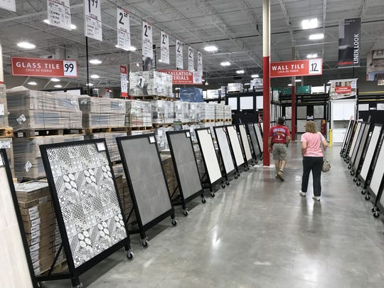 tile store