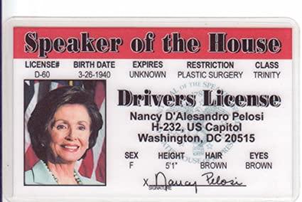 nancy-pelosi license