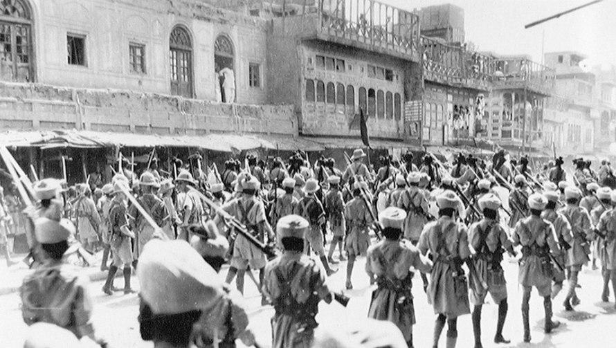 riot control peshawar